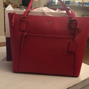 Kate Spade ♠️ Cameron Pocket Shoulder Tote! NEW!